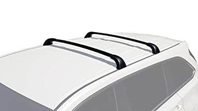 BRIGHTLINES 2014-2019 Toyota Highlander Cross Bars Roof Racks
