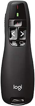 Logitech Wireless Presentation Remote Clicker