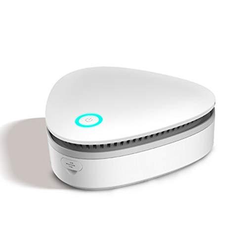 Great Price! WMC Portable Air Purifier, USB Air Purifier Mini Air Purifier Toilet Pet Deodorizer Sui...