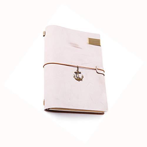 SFF Cuadernos de Oficina Gobernado Notebook Ampliable Bolsillo del Papel Marca Colorido Alineado del Cuaderno de Notas de Campo Nota Libro for Escribir en Reutilizable Cuaderno de Tapa Blanda