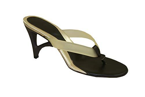 Hogan New Sleek Pantoletten Zehentrenner Mules Dianetten Sandals (35.5 EU)