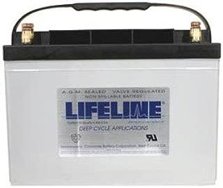 Lifeline Marine AGM Battery - GPL-27T