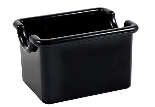 Garnet American nero - 1 pz Azucarero, Plástico, Negro