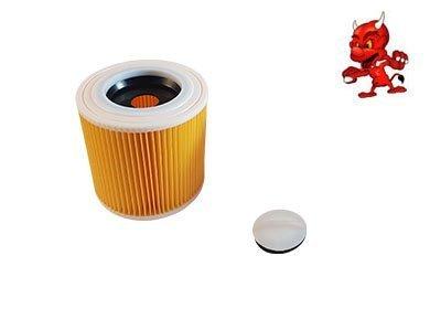 1 Patronenfilter Rundfilter Filter passend für Kärcher SE 4001 Waschsauger