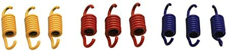 Hoca 169-316 1000 RPM Clutch Springs 4 for En 50cc stroke QMB139 Brand Cheap Sale Venue Super sale period limited