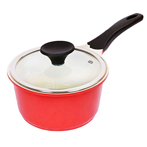 the teapot company La Leche Olla de cerámica se adhieren for no Recubrimiento Suplemento Pan Multifuncional del hogar Alimentación Infantil Especial 18 cm Diámetro