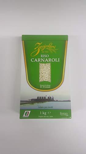 Rijst Carnaroli in vacuümdoos - 1 kg