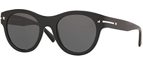 Valentino Gafas de sol VA4020 500187 Gafas de sol Mujer color Negro ahumado lente tamaño 51 mm