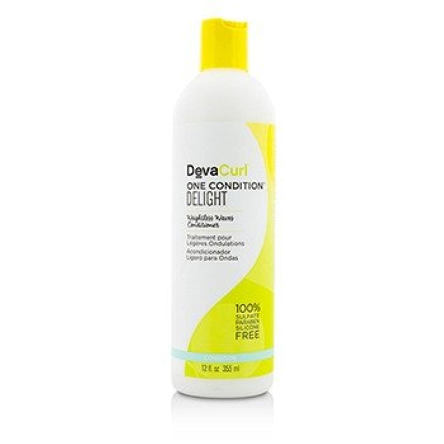 に向かって外交問題繰り返し[DevaCurl] One Condition Delight (Weightless Waves Conditioner - For Wavy Hair) 355ml/12oz