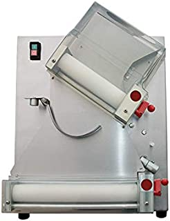 Chef Prosentials Electric Commercials Dough Sheeter 12 inch 100-300 mm Pizza Dough Press Machine