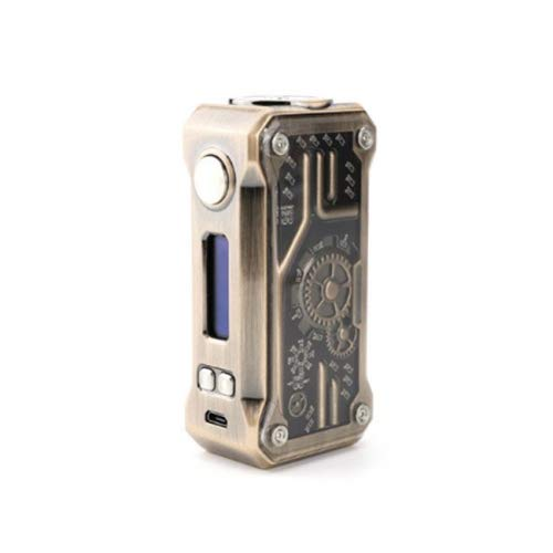 Original Teslacigs Tesla Punk 85W TC VW Box Mod Bronze