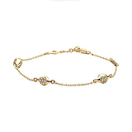 Pandora Modern Pave LovePods Bracelet 18cm