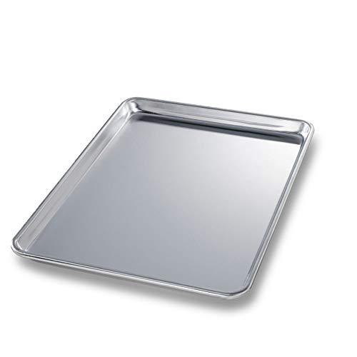 Chicago Metallic Moules Half-Size Calibre 18 tôle d'aluminium Poêle