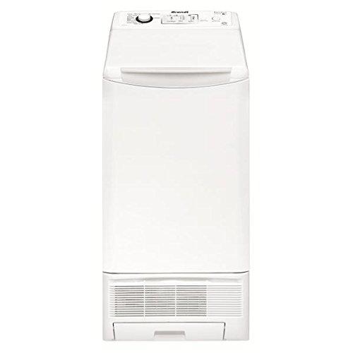 Brandt BDT562AL Autonome Charge supérieure 6kg B Blanc sèche-linge - Sèche-linge (Autonome, Charge supérieure, Condensation, Blanc, boutons, Rotatif, Haut)
