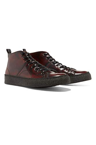 Fred Perry x George Cox Creeper Mid Leather B2273 158-40