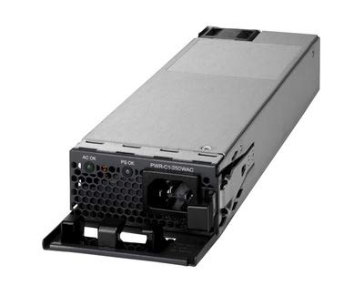 Cisco Config 1 Secondary Power Supply - T - PWR-C1-350WAC/2