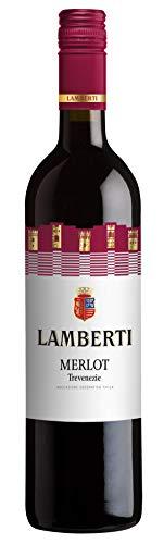 Lamberti Merlot Trevenezie Rotwein trocken (1 x 0.75 l)