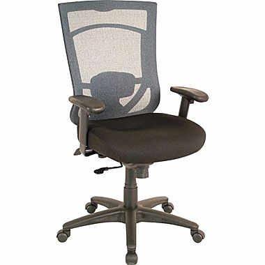 Tempur-Pedic TP7000 High Back Office Chair (Black/Black)