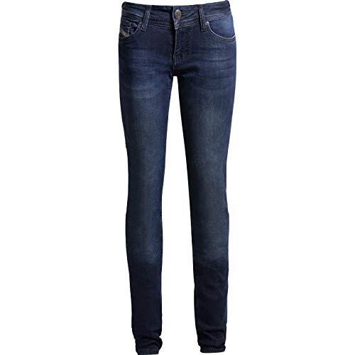 John Doe Betty broek XTM | motorbroek met Kevlar | XTM Made with Dupont Kevlar | inzetbare beschermers | ademend | motorfiets jeans | denim jeans met stretch