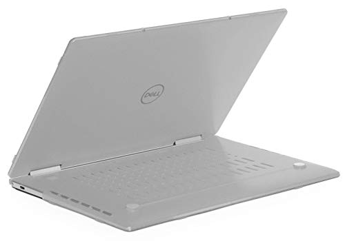 mCover Hard Case for 13.4' Dell XPS 13 XPS 13 9310 2-in-1 / 7390 2-in-1 Models ( not Fitting 9310 and 7390 Non 2-in-1) (Clear)