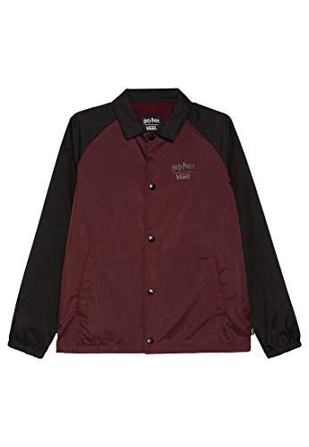Vans Boys Torrey Harry Potter/Crest Windbreaker Jacket Size M