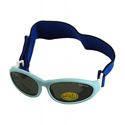 Idol Eyes Idol Eyes Wrapz Sonnenbrille für Babys (hellblau)