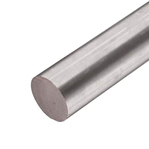 Online Metal Supply CP Grade 2 Titanium Round Rod, 2.000 (2 inch) x 6 inches
