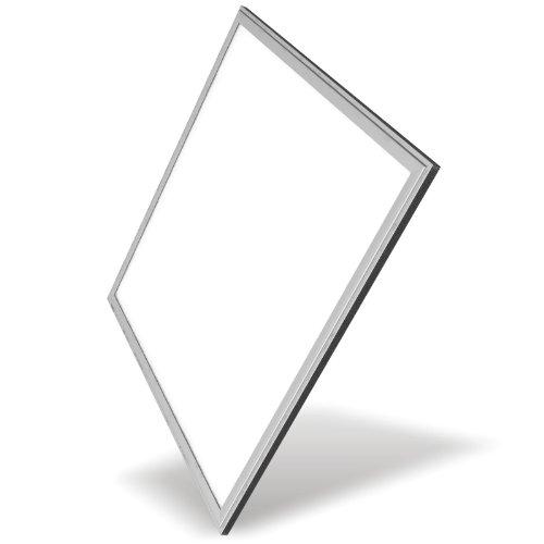 Preisvergleich Produktbild 14927 Wandleuchte Deckenleuchte Wandanschlussbogen LED 48 W quadratisch 60 x 60 cm weißes Licht