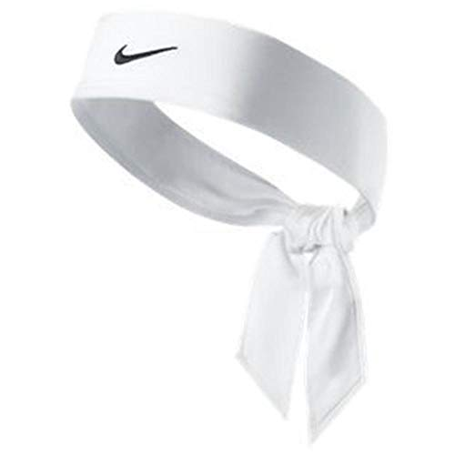 Nike Dri Fit Head Tie White