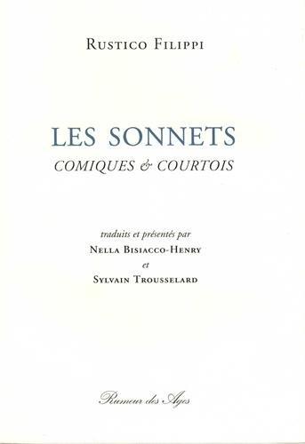 Les sonnets : Comiques et courtois