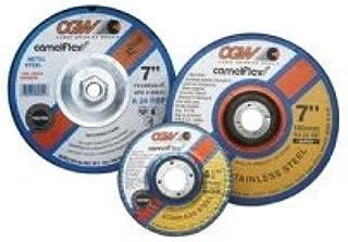 CGW Abrasive Mfg USA (CGW35610) Depressed Center Grinding Wheel, T27, 4