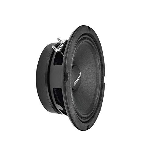 PRV Audio 6MR200A 6' Mid Range 8 ohms Pro Audio Speaker 200 Watts Alto Series (Single)