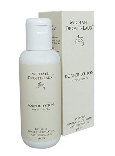 Michael Droste-Laux Naturkosmetik basische Körperlotion, 200 ml