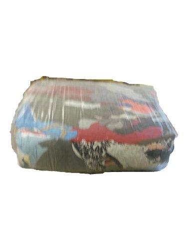 Putzlappen aus Baumwolle 25 kg Putztücher für Werkstatt Sack Tücher Lappen (1kg=1,60EUR)