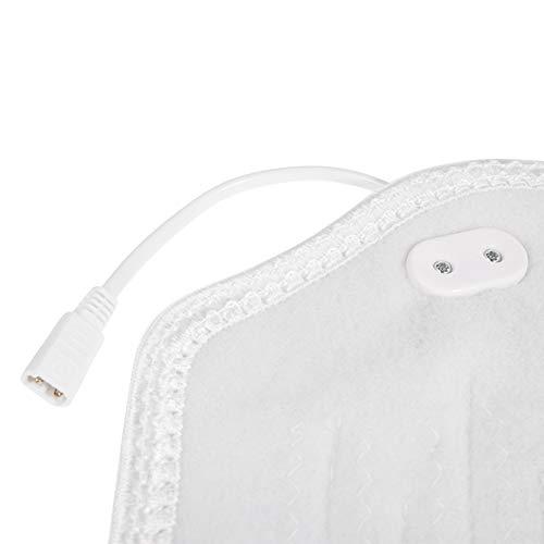 Almohadilla térmica, almohadilla térmica portátil para la espalda, cintura para calentar el abdomen, hogar, cuello lumbar, oficina