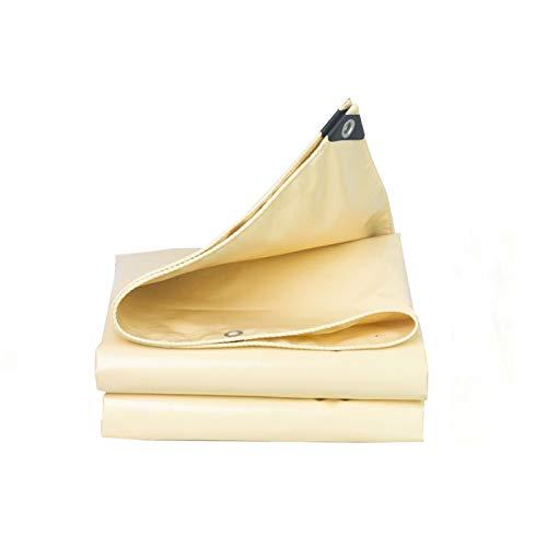 YBDXMM - Lona impermeable con ojales reforzados de PVC de calidad superior para exteriores, camping, casa, jardín, lona, 2 x 3 m
