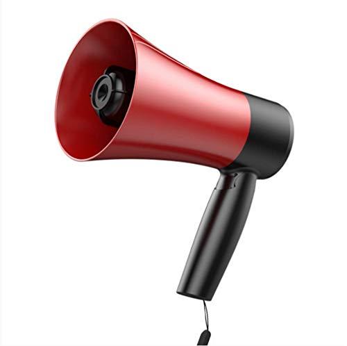 Megáfono grabación altavoz de la sirena al aire libre Planta de proveedor...