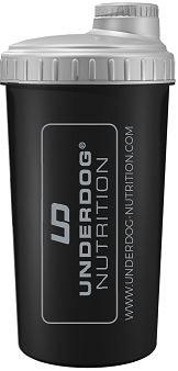 Underdog Nutrition Shaker | 700 ml met zeef | Ideaal voor eiwitshakes | Proteïneshaker | Shaker | bekers