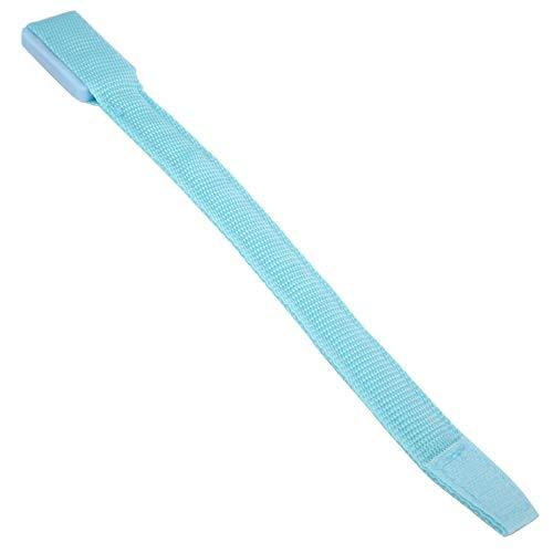 Pulsera deportiva LED, pulsera ligera, cómoda de llevar para entrenamiento muscular, fitness, deportes al aire libre, protección deportiva(blue)
