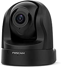 Foscam Z2 1080P FHD Video Baby Monitor with Camera and Audio,2.4/5Ghz Dual Band Wireless Indoor Cameras for Home Security with Pan&Tilt 4X Optical Zoom,Night Vision