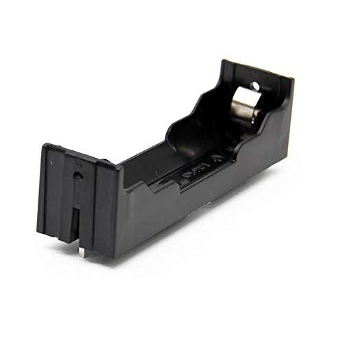 YEZIB Accesorios electrónicos de Bricolaje, DIY 1-Slot 18650 Soporte de la batería con los Pernos 10pcs