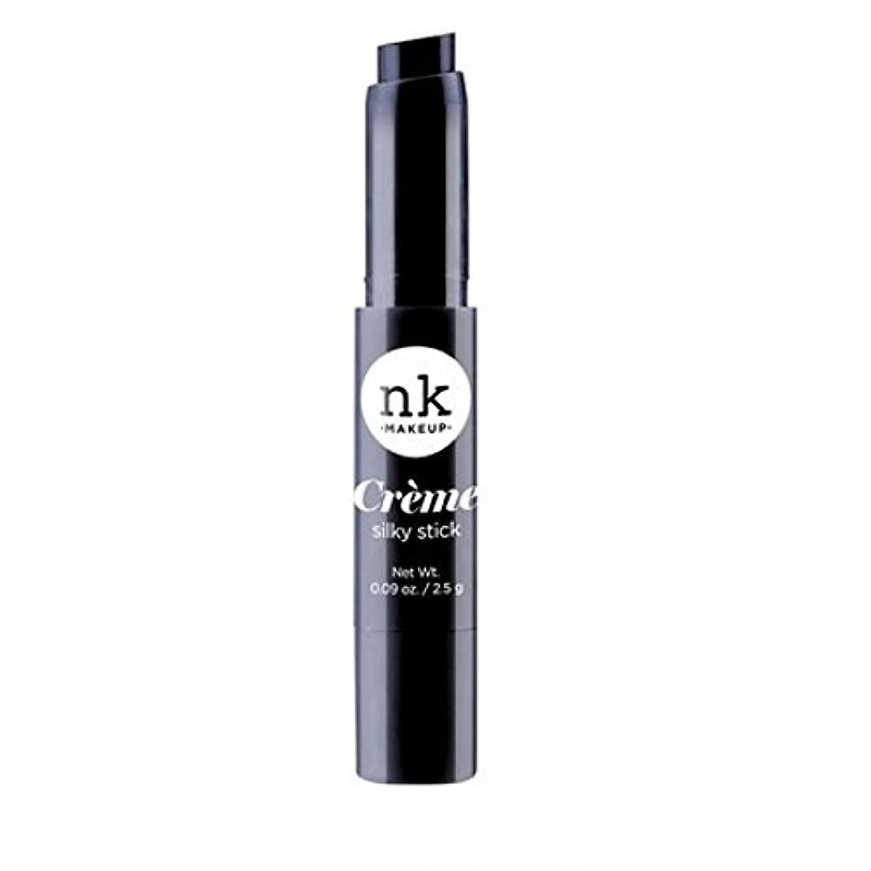 揺れる貴重な喉頭(3 Pack) NICKA K Silky Creme Stick - Tangaroa (並行輸入品)