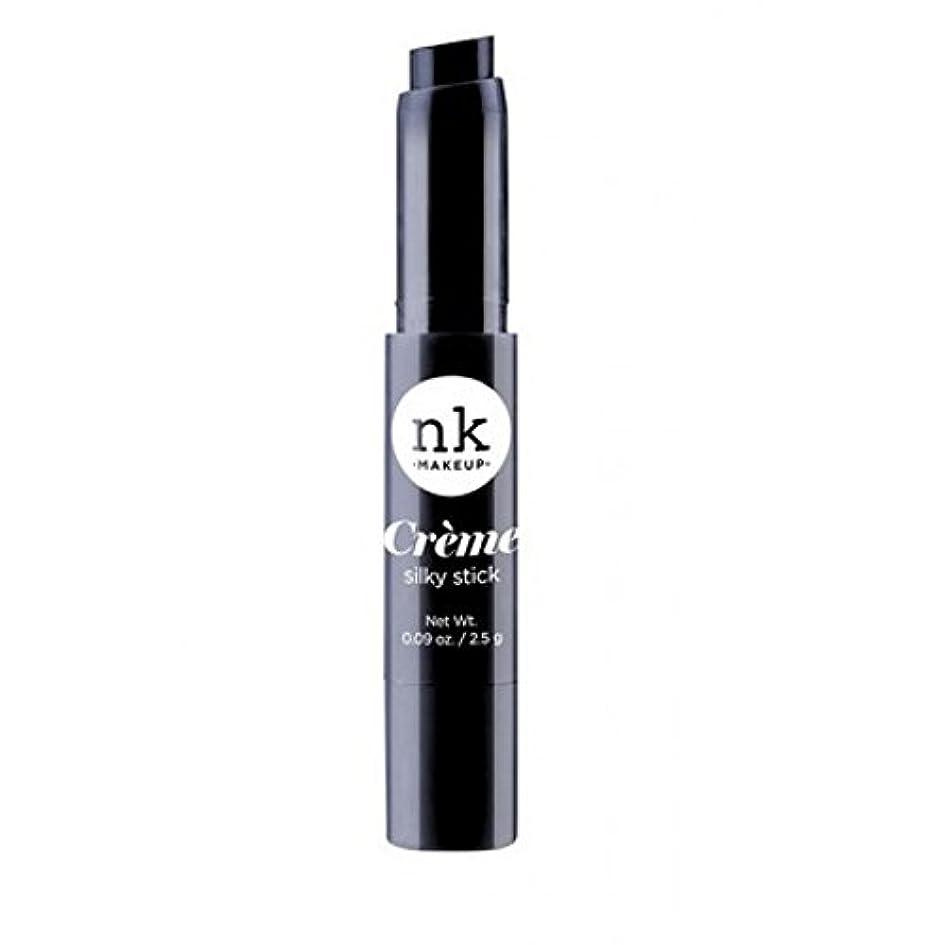 ナイトスポットリス導入する(3 Pack) NICKA K Silky Creme Stick - Tangaroa (並行輸入品)