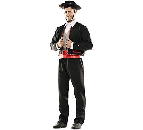 EUROCARNAVALES Disfraz de Cordobés para Hombre