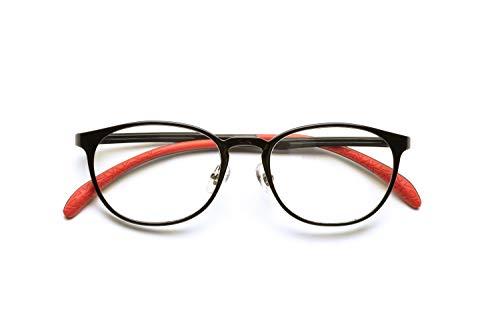 ピントグラス シニアグラス PINTGLASSES 中度 (老眼鏡1本で度数:+0.60D 〜 +2.50Dの累進設計)