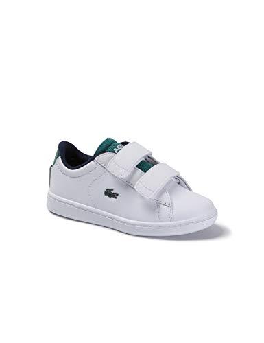 Lacoste Unisex Kinder 739SUI0001082_25 Sneaker, White
