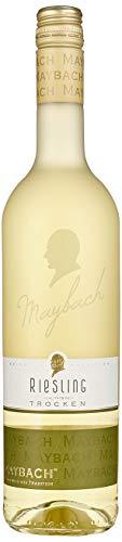Maybach Qualitätswein Riesling trocken (1 x 0.75 l)