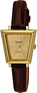 Watch for Women by OMAX, Leather, Analog, OMKC6132GQ41