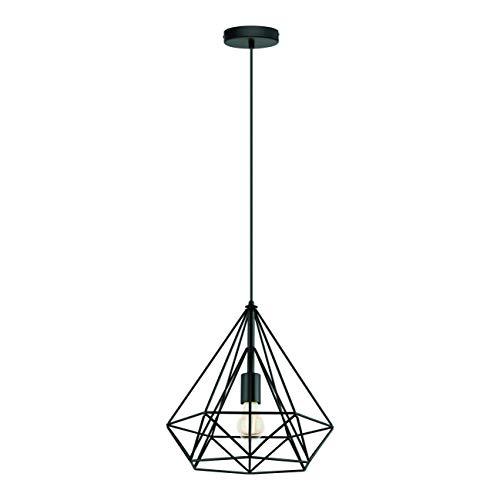 INSPIRE BYRON - Lámpara de techo (metal, 37 cm de diámetro)
