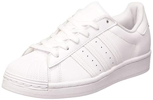adidas Damen Superstar W Gymnastikschuh, FTWR White FTWR White FTWR White, 40 EU